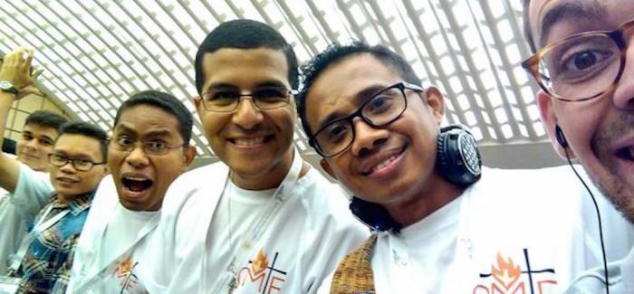 Rencontre mondiale de jeunes consacrés