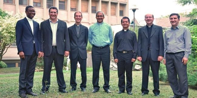 Nouveau Gouvernement Général des Missionnaires Clarétains