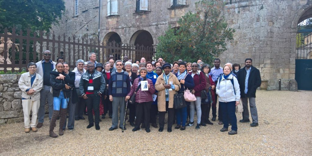 La Famille Clarétaine en France réunie pour la fête de St Antoine-Marie Claret